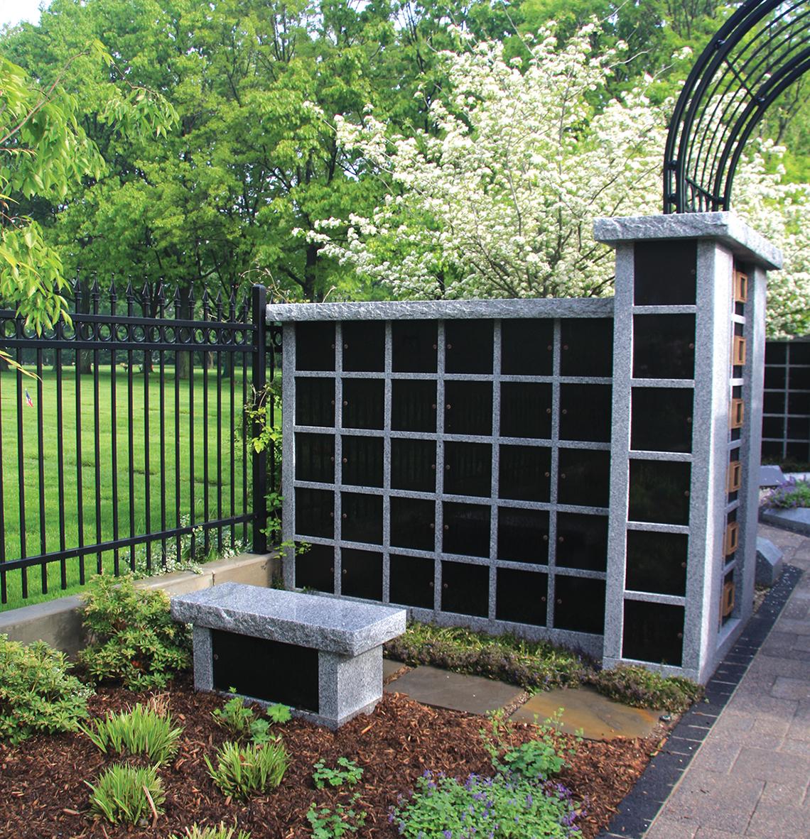 Cremation Memorialization Ferncliff Cemetery Association