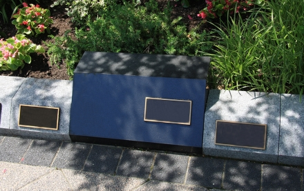 photo of Double Curb Memorial